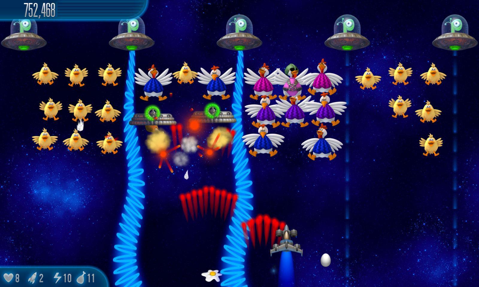 Chicken Invaders 5 1.30ggl Screenshot 3