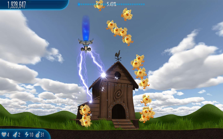 Chicken Invaders 5 1.30ggl Screenshot 5
