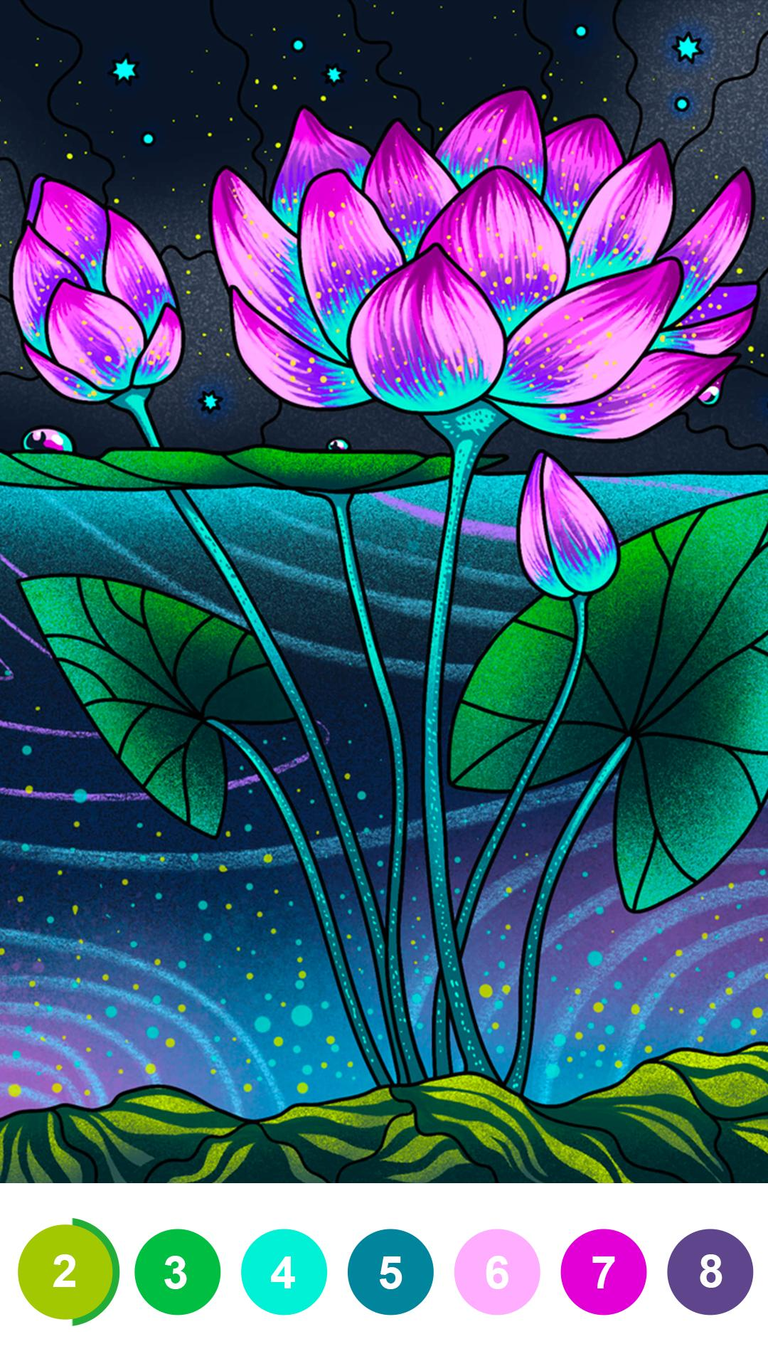 Paint By Number Free Coloring Book & Puzzle Game 2.36.2 Screenshot 1