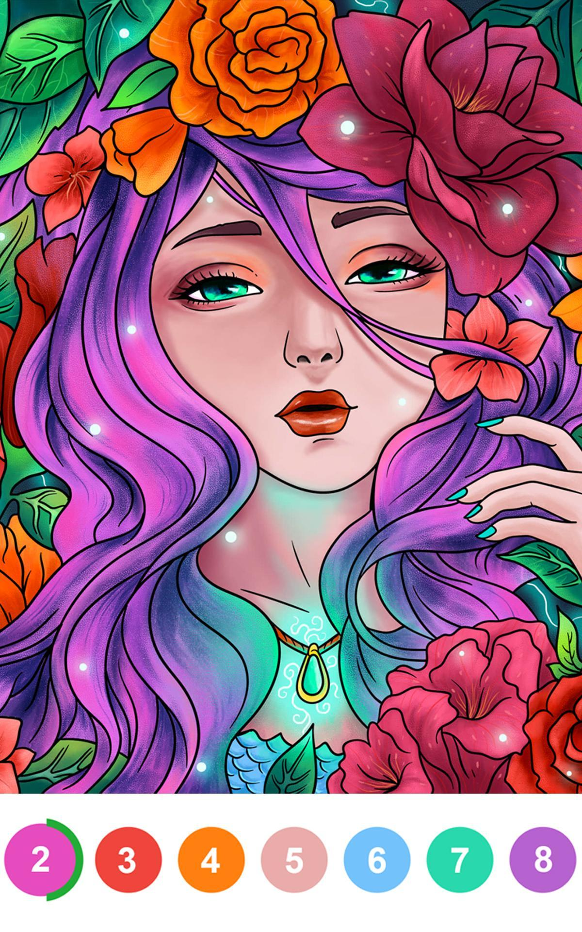 Paint By Number Free Coloring Book & Puzzle Game 2.36.2 Screenshot 10