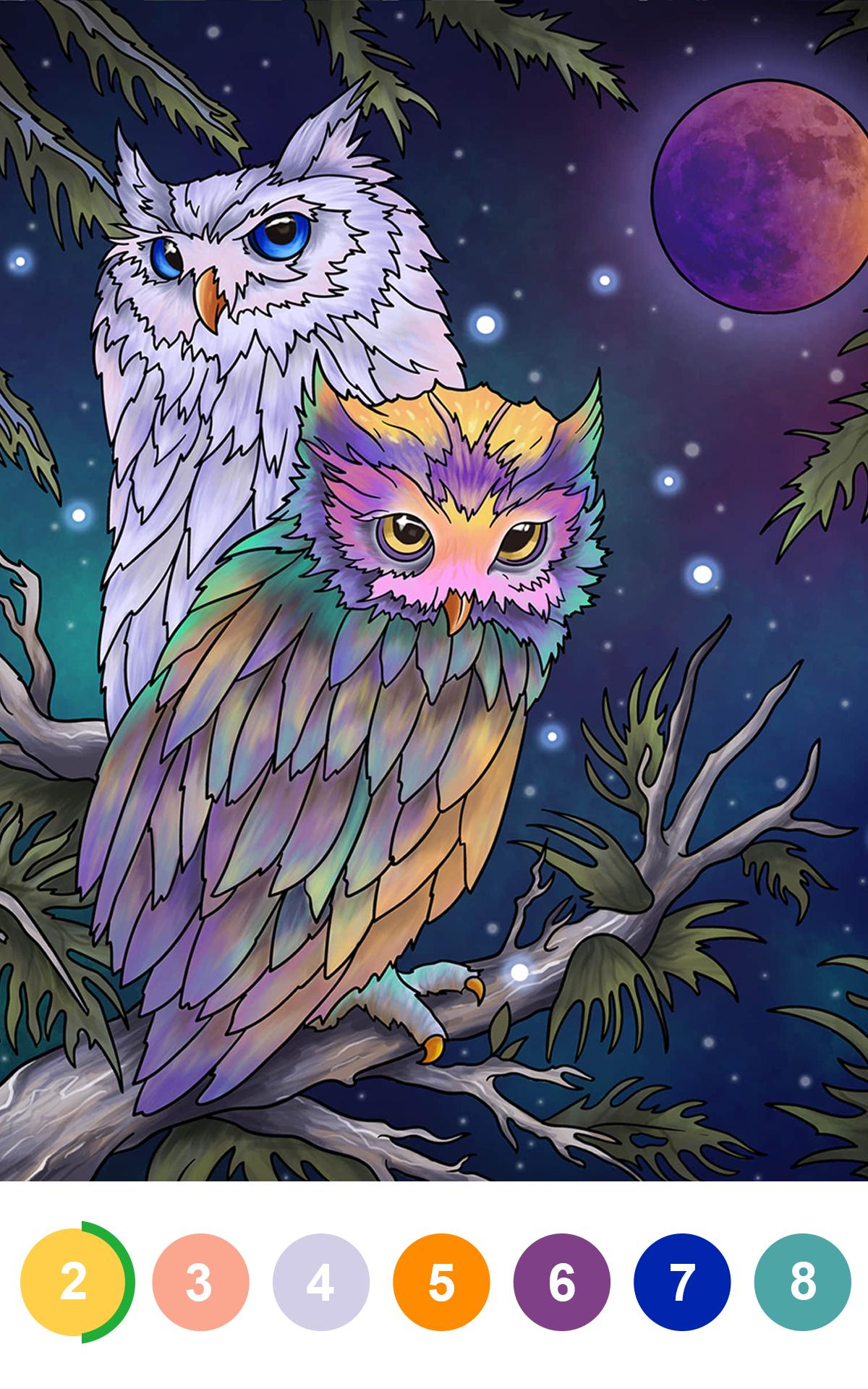 Paint By Number Free Coloring Book & Puzzle Game 2.36.2 Screenshot 14