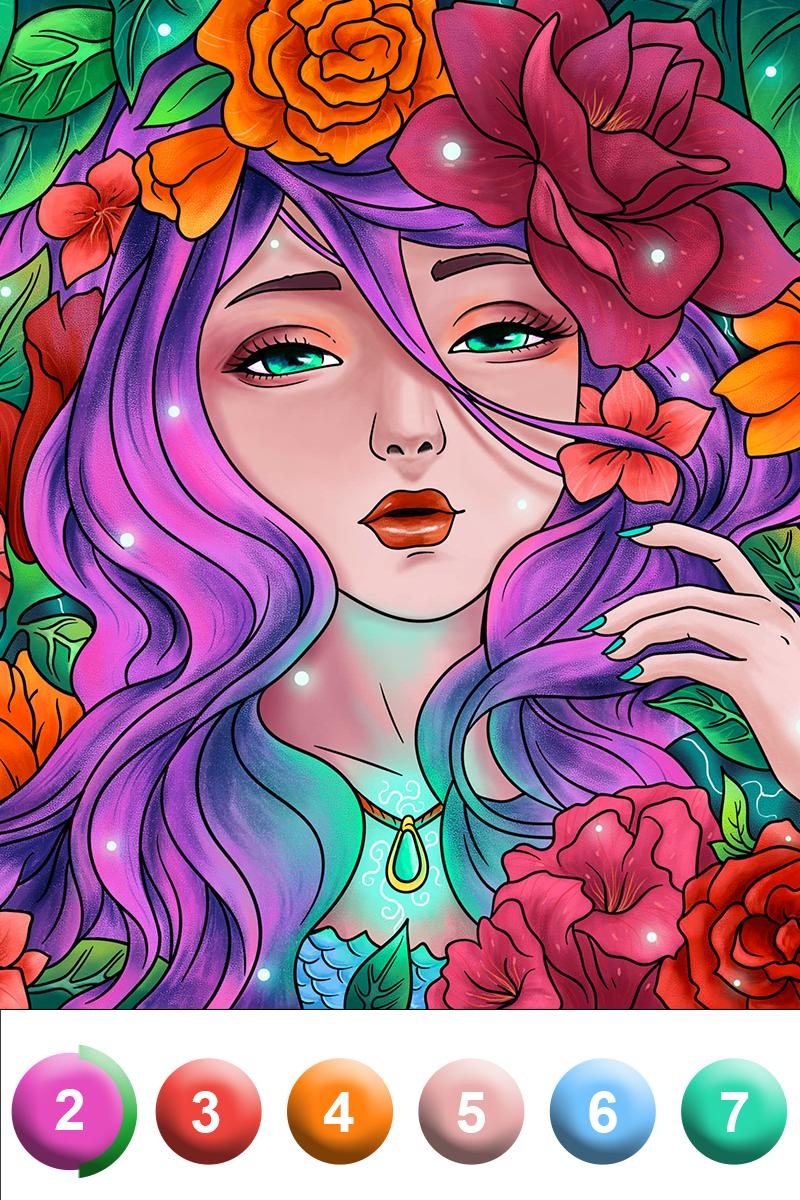 Paint By Number Free Coloring Book & Puzzle Game 2.36.2 Screenshot 18