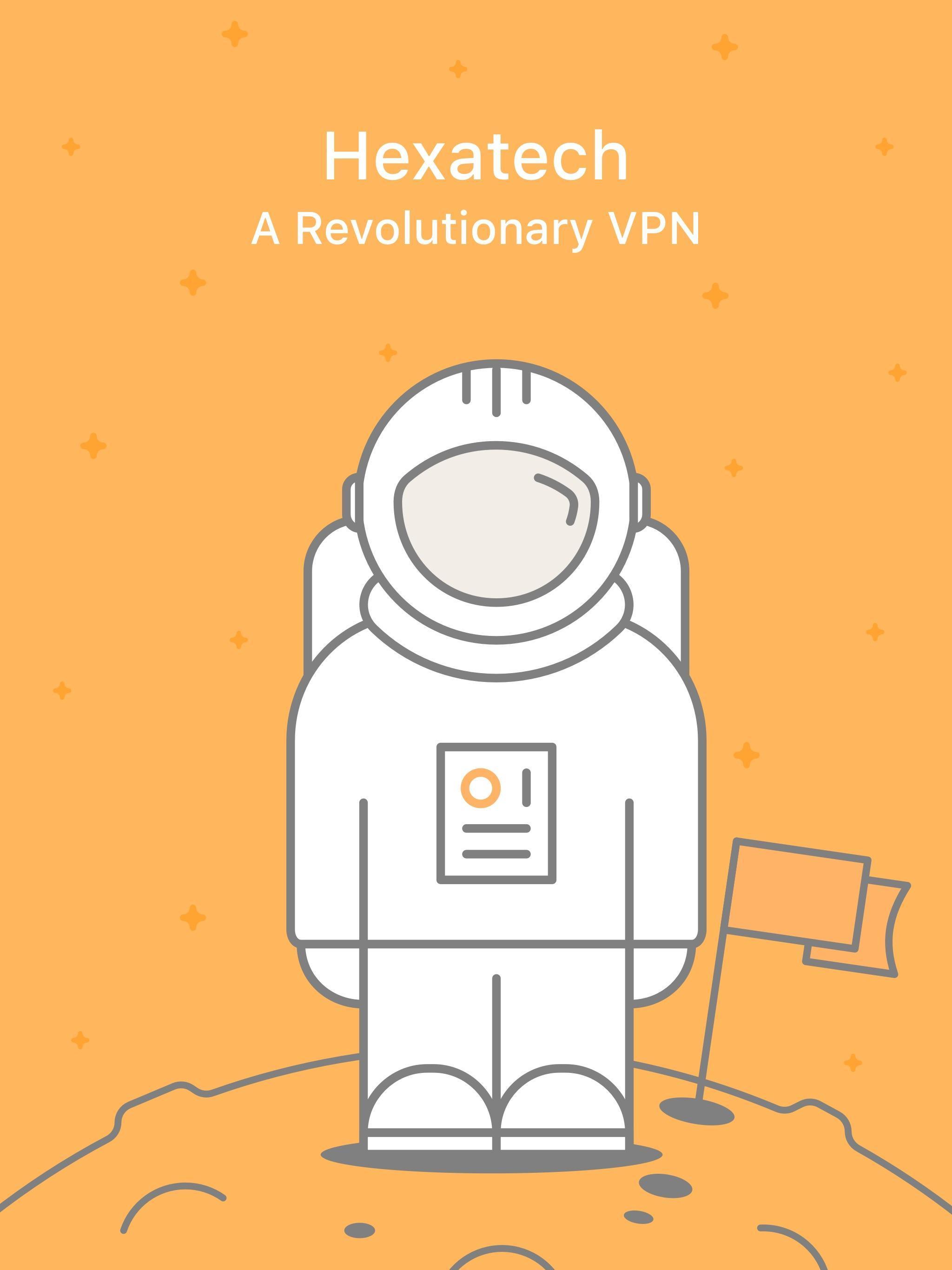 VPN Proxy by Hexatech - Secure VPN & Unlimited VPN 3.1.2 Screenshot 4