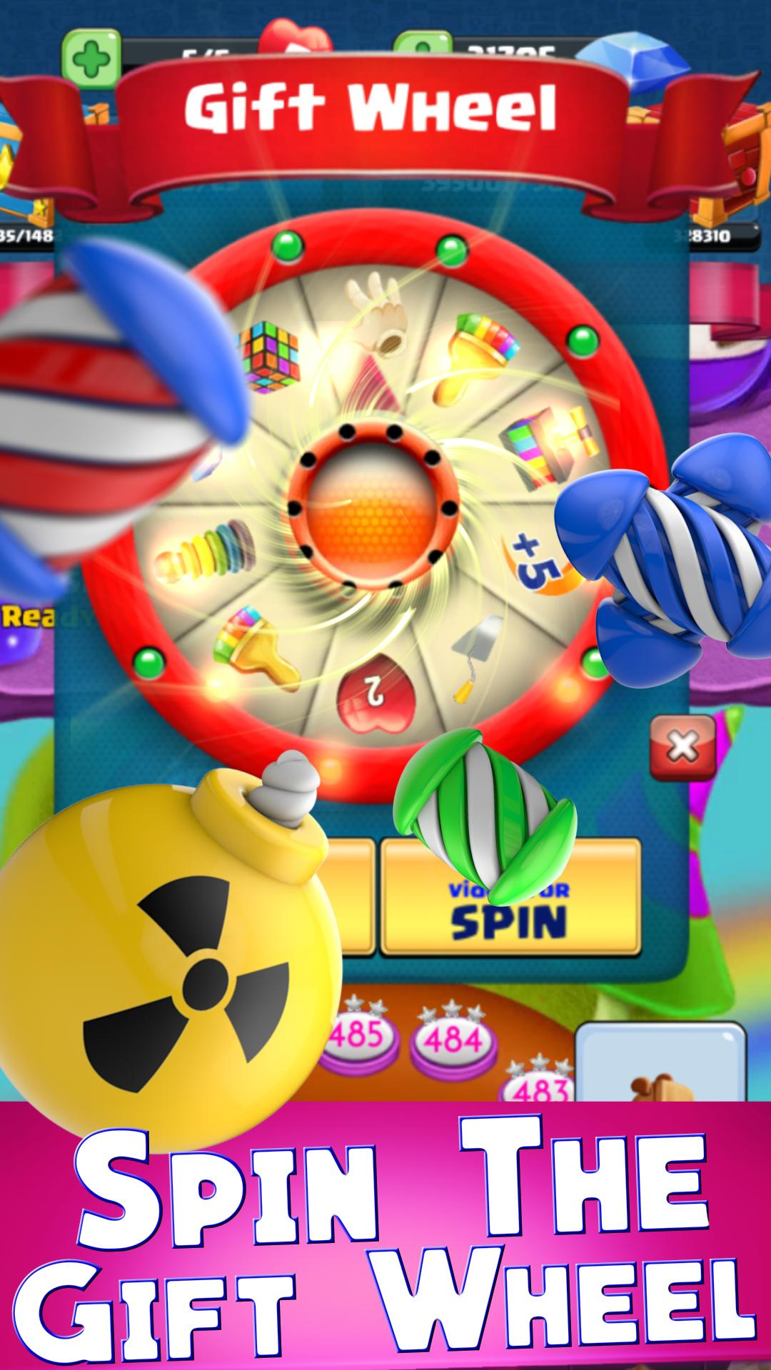 Toy Box Crazy Story - toys drop cubes 454 Screenshot 13