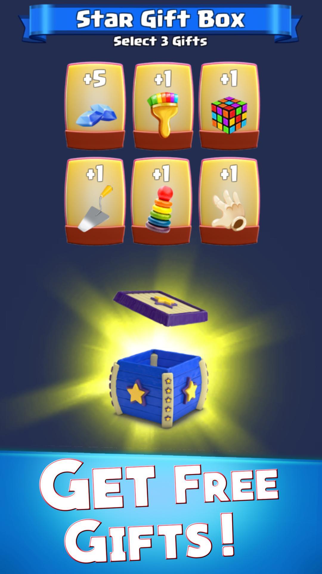 Toy Box Crazy Story - toys drop cubes 454 Screenshot 14