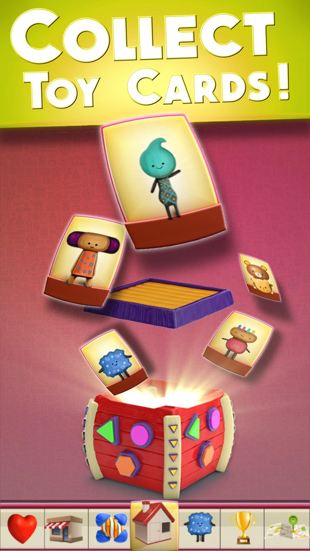 Toy Box Crazy Story - toys drop cubes 454 Screenshot 3