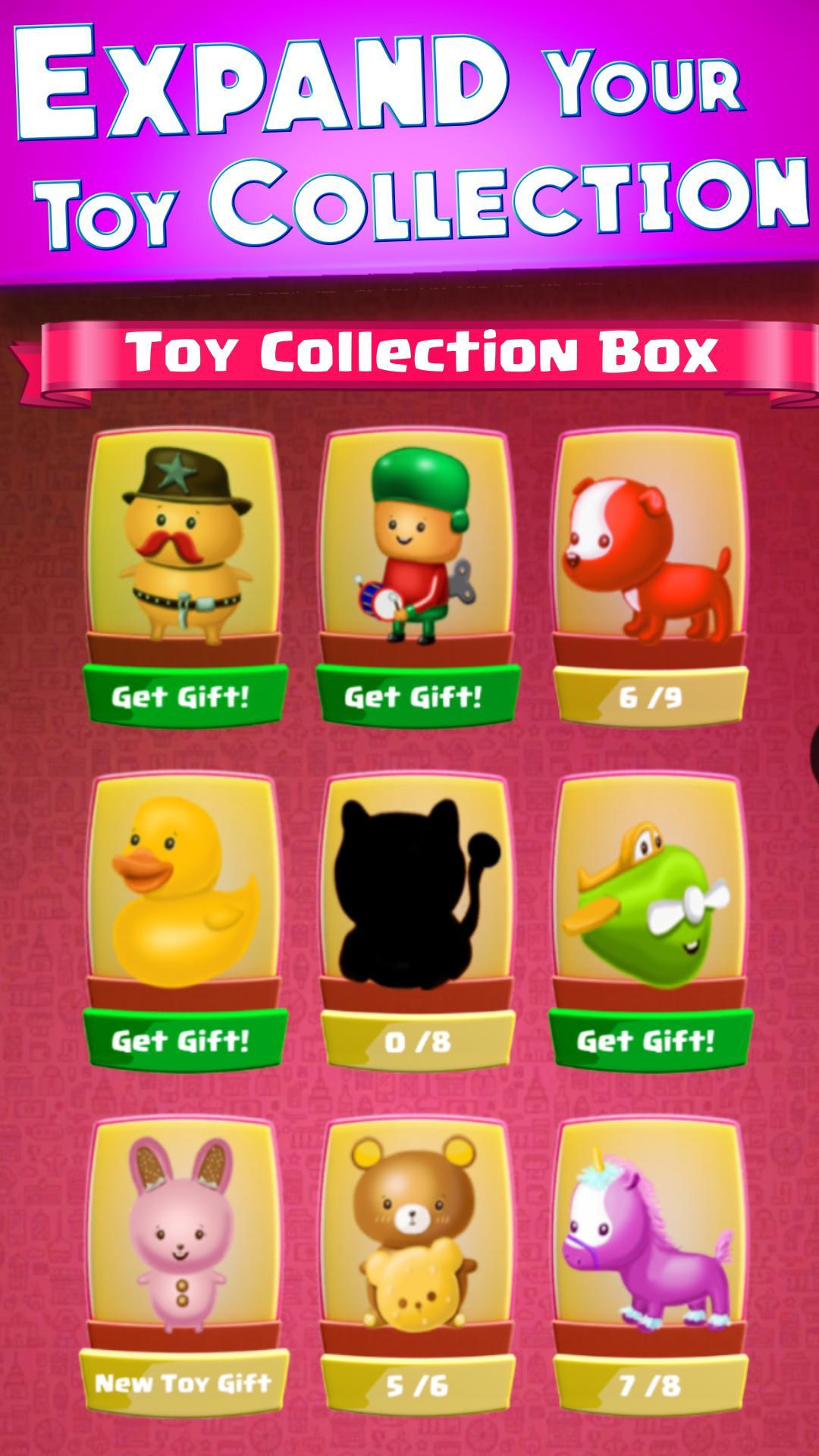 Toy Box Crazy Story - toys drop cubes 454 Screenshot 4