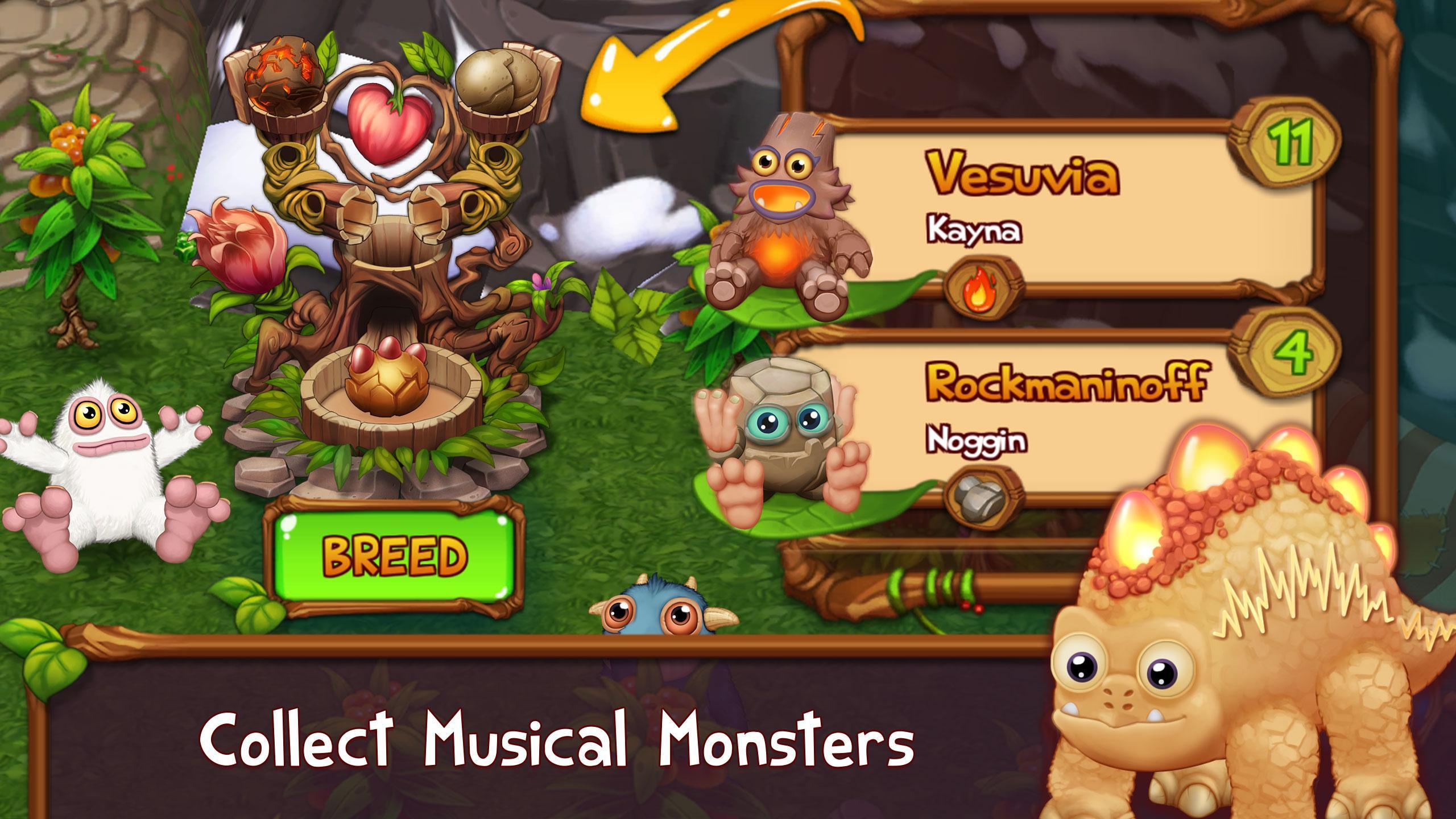 My Singing Monsters: Dawn of Fire 2.3.2 Screenshot 1