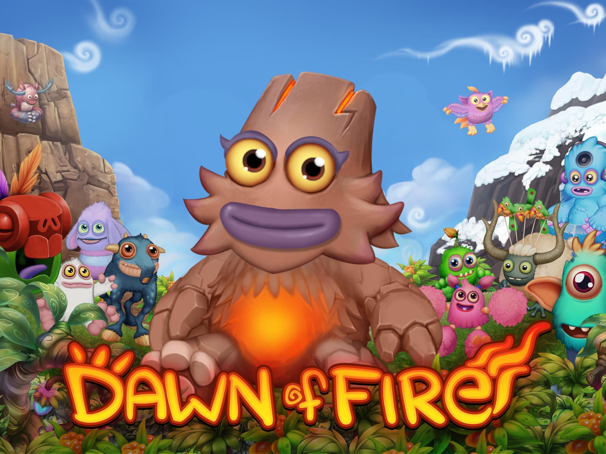 My Singing Monsters: Dawn of Fire 2.3.2 Screenshot 11