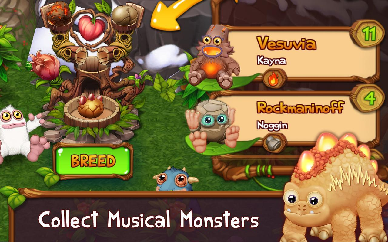 My Singing Monsters: Dawn of Fire 2.3.2 Screenshot 13