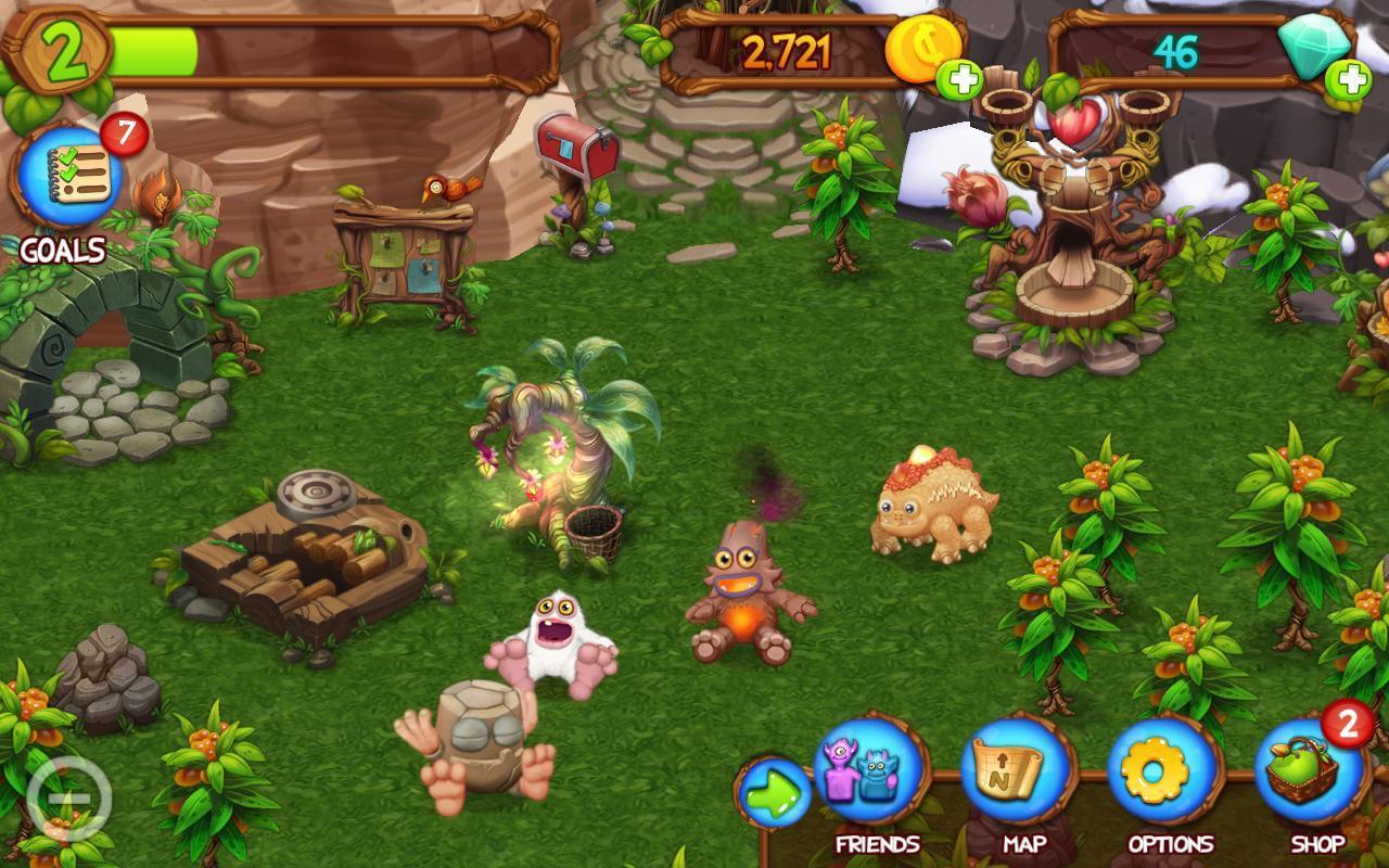 My Singing Monsters: Dawn of Fire 2.3.2 Screenshot 18