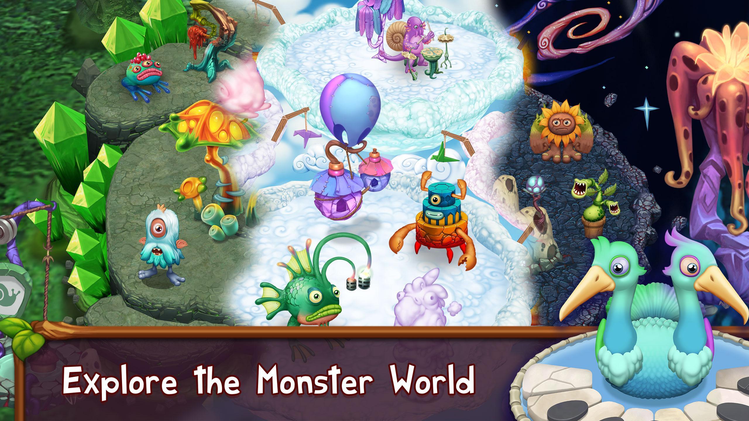 My Singing Monsters: Dawn of Fire 2.3.2 Screenshot 4