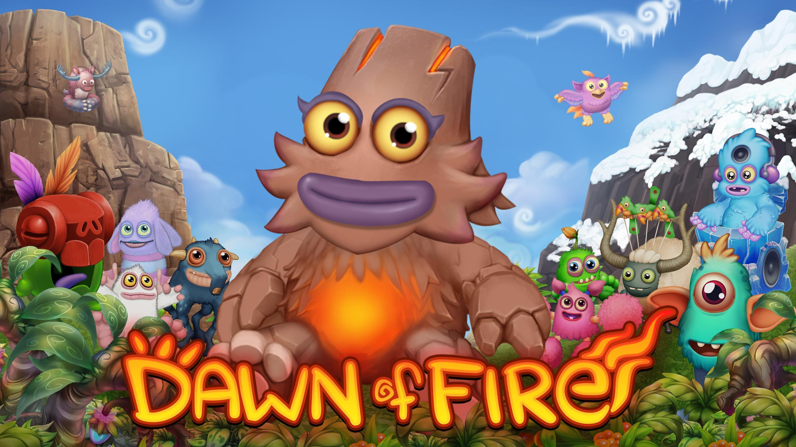 My Singing Monsters: Dawn of Fire 2.3.2 Screenshot 5