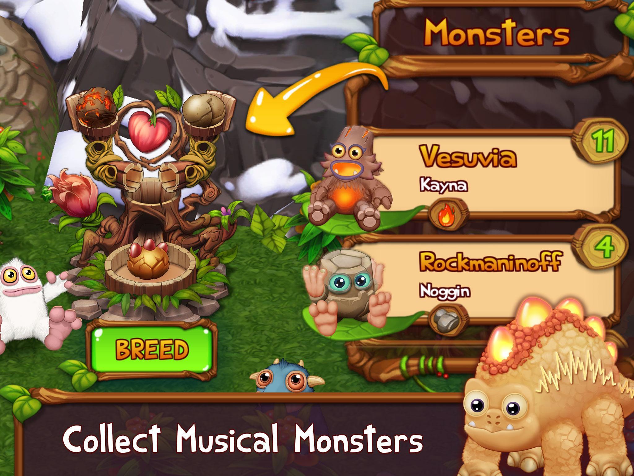 My Singing Monsters: Dawn of Fire 2.3.2 Screenshot 7