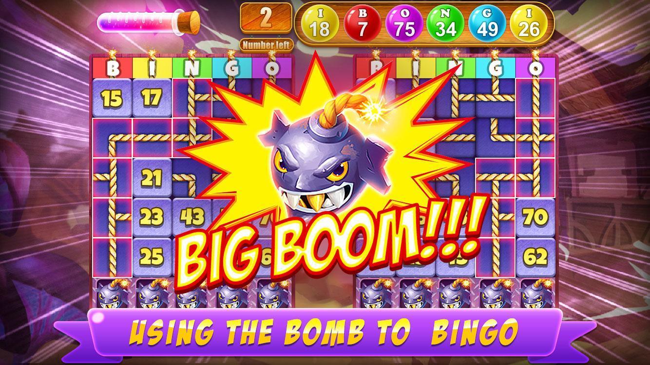 Bingo Magic New Free Bingo Games To Play Offline 1.0.1 Screenshot 12
