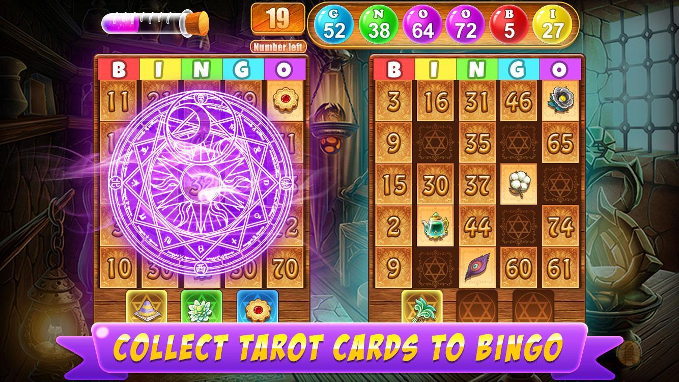 Bingo Magic New Free Bingo Games To Play Offline 1.0.1 Screenshot 3