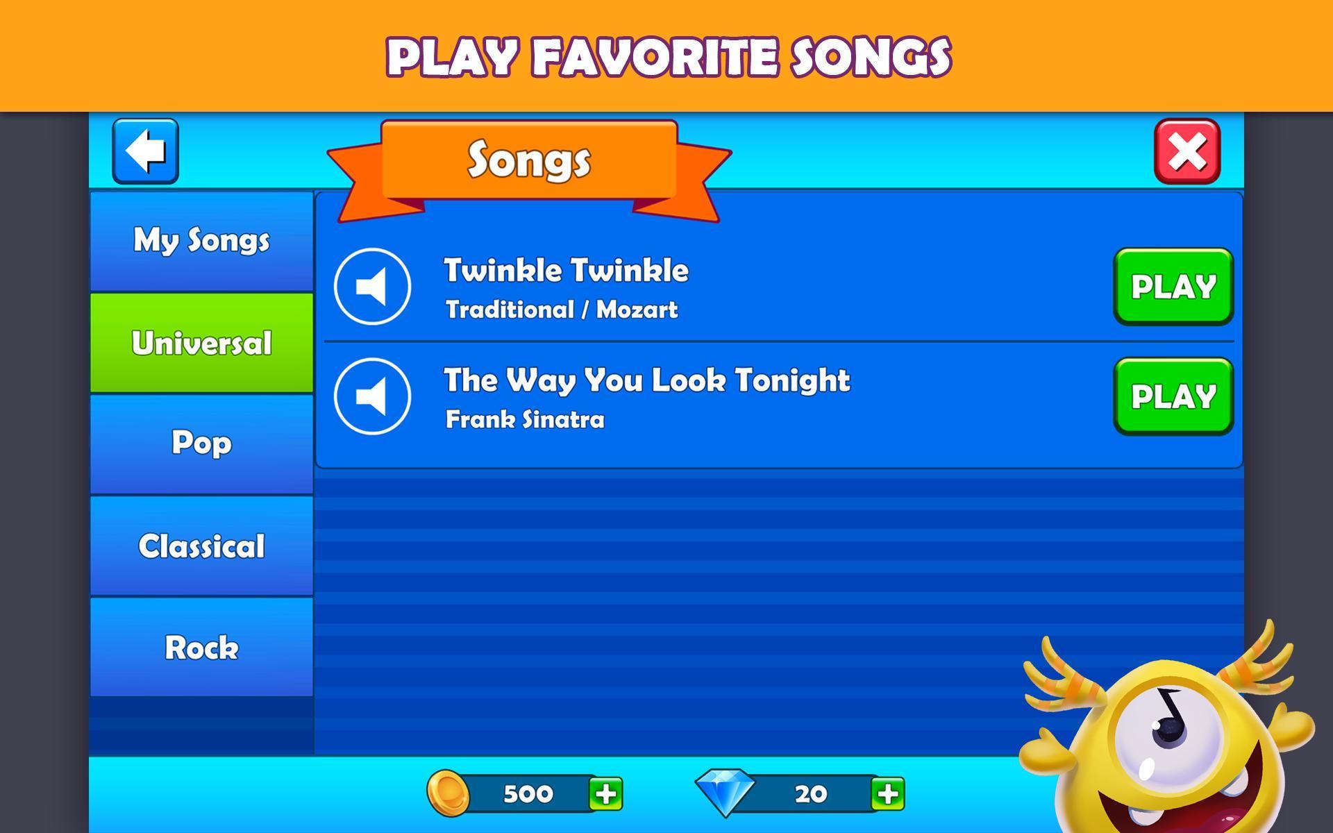Big Ear - Play with Music 1.4.0 Screenshot 11