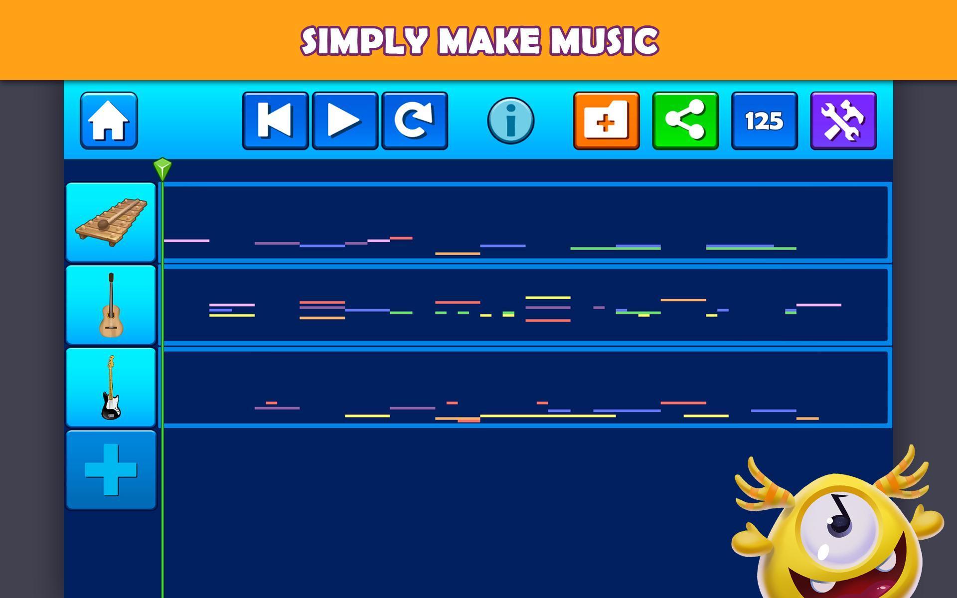 Big Ear - Play with Music 1.4.0 Screenshot 12