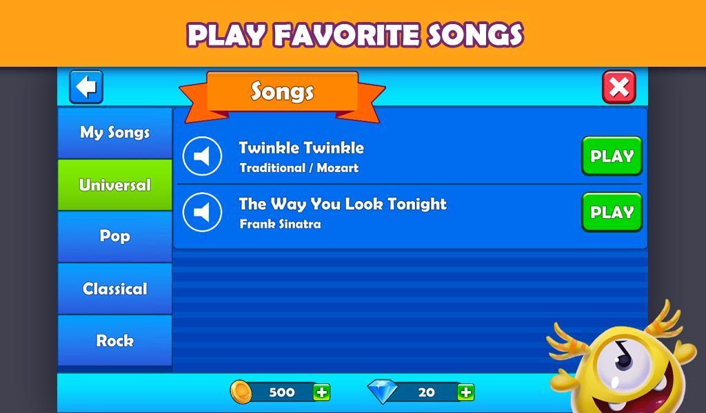 Big Ear - Play with Music 1.4.0 Screenshot 17