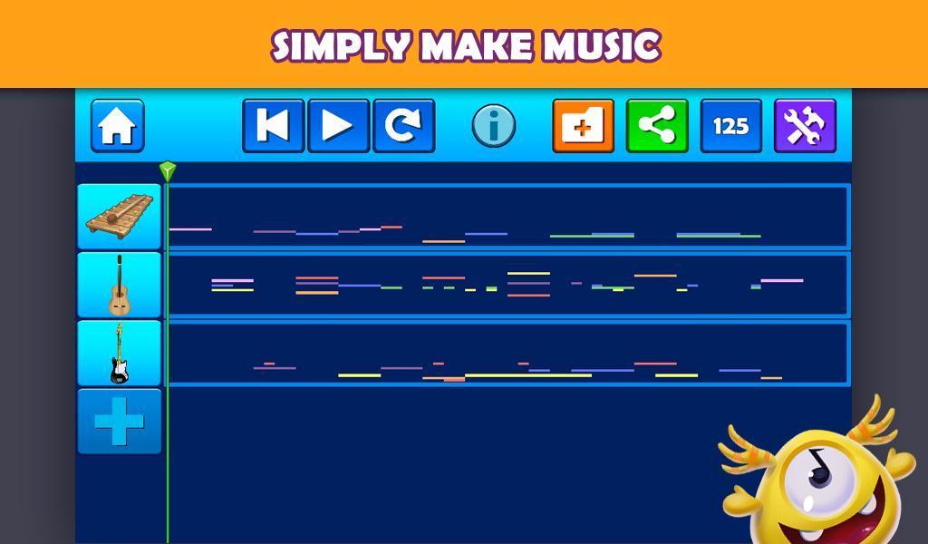 Big Ear - Play with Music 1.4.0 Screenshot 18