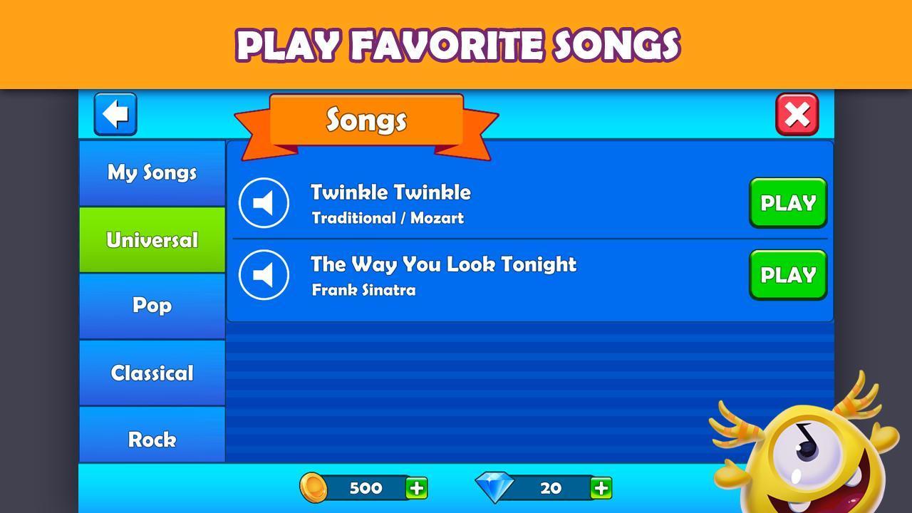 Big Ear - Play with Music 1.4.0 Screenshot 5