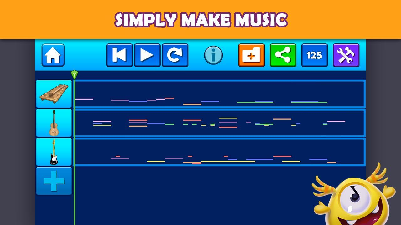 Big Ear - Play with Music 1.4.0 Screenshot 6