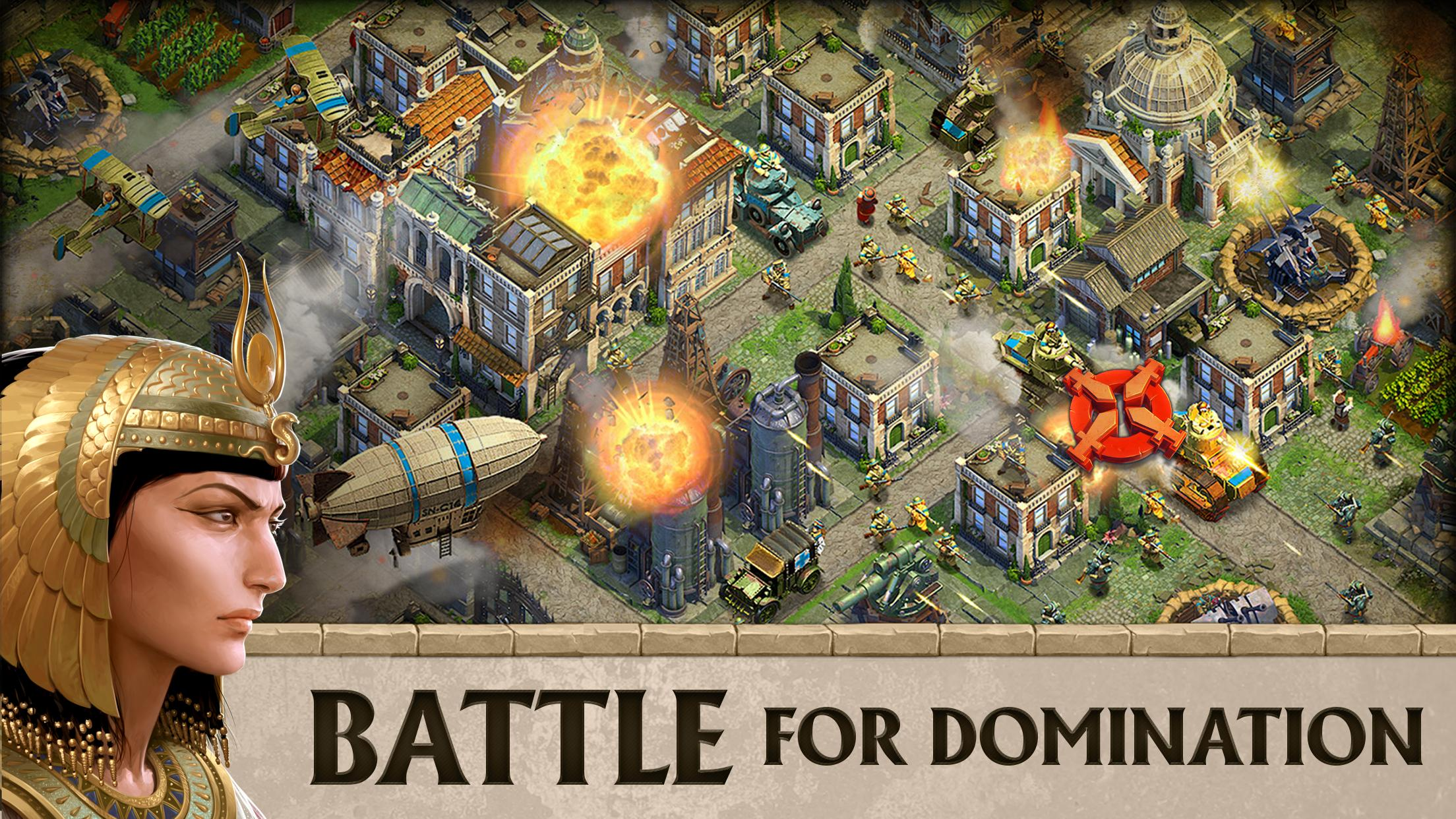 DomiNations 8.810.810 Screenshot 1