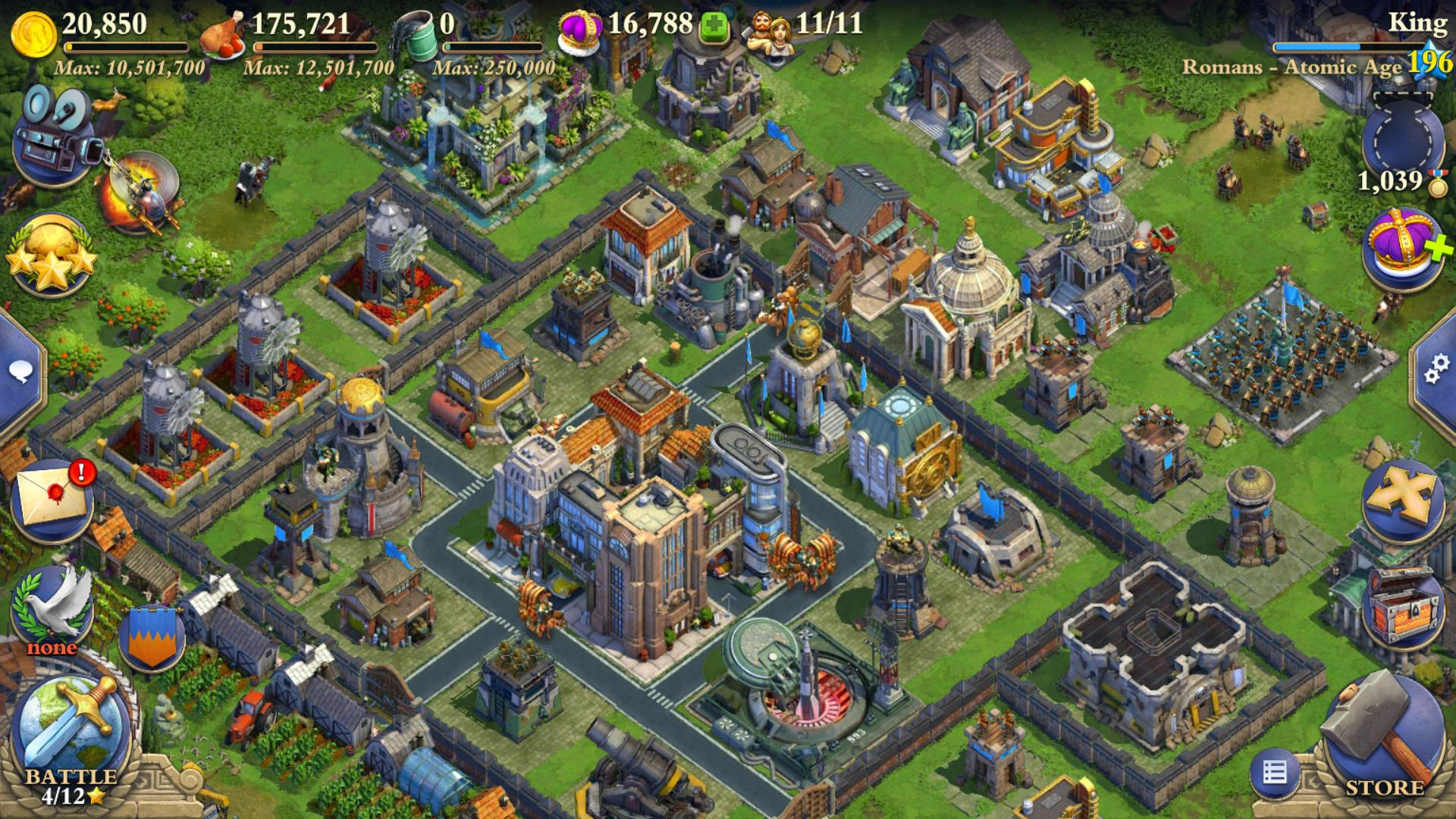 DomiNations 8.810.810 Screenshot 18