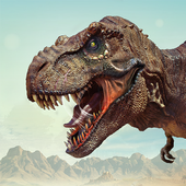 Dino Hunting 3d - Animal Sniper Shooting 2020 app icon