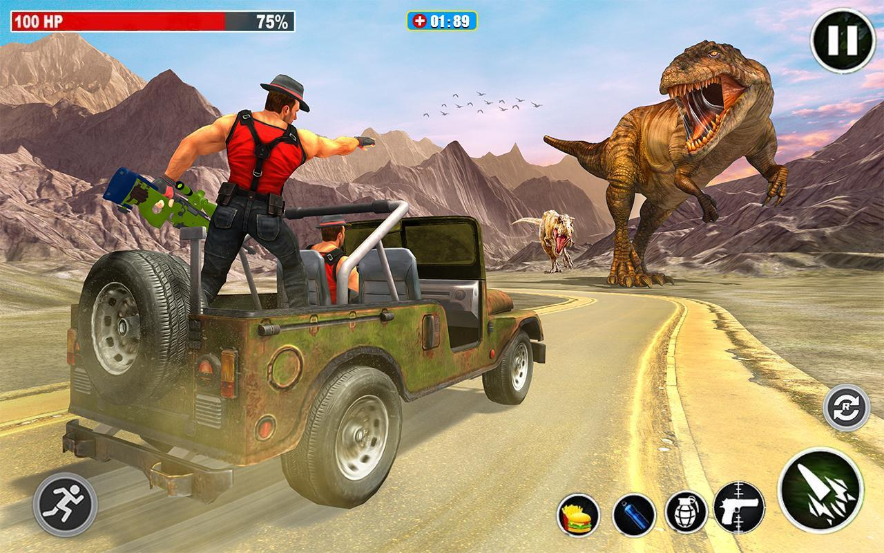 Dino Hunting 3d - Animal Sniper Shooting 2020 1.0.18 Screenshot 1