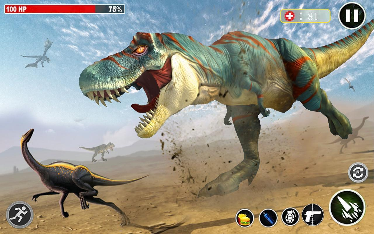 Dino Hunting 3d - Animal Sniper Shooting 2020 1.0.18 Screenshot 3
