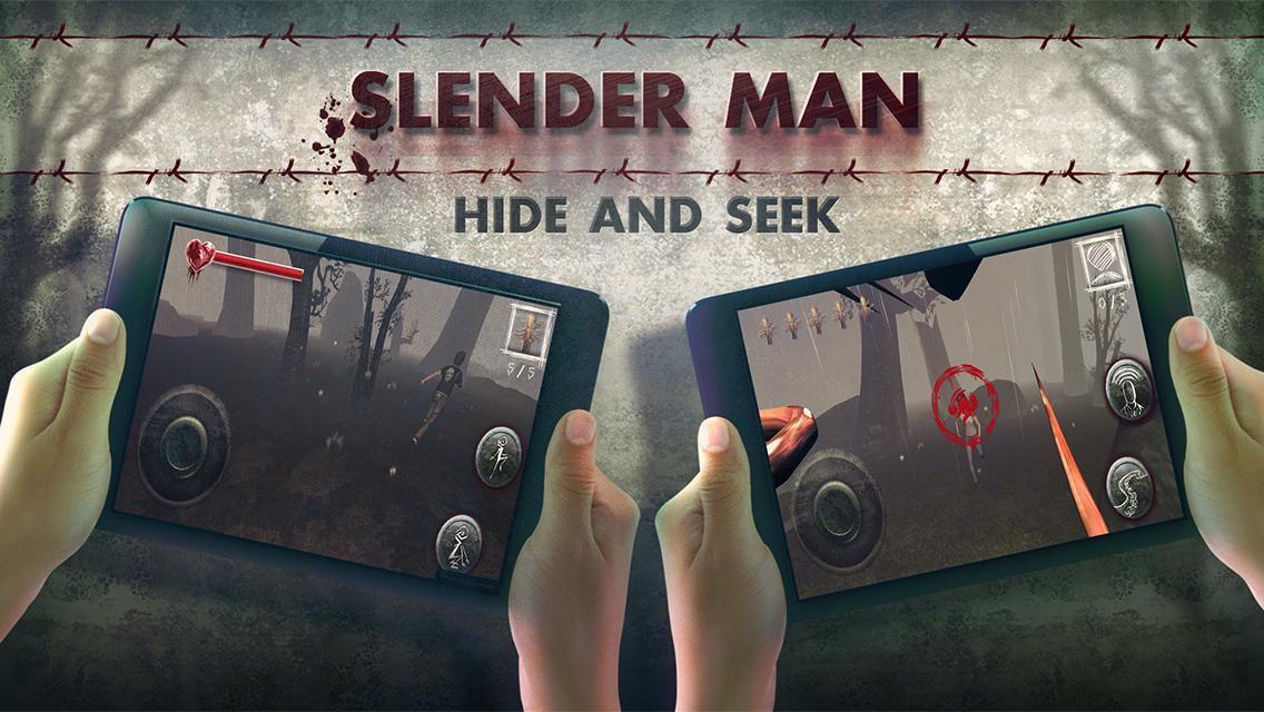 Slenderman Hide & Seek Online Battle Arena 1.125 Screenshot 1