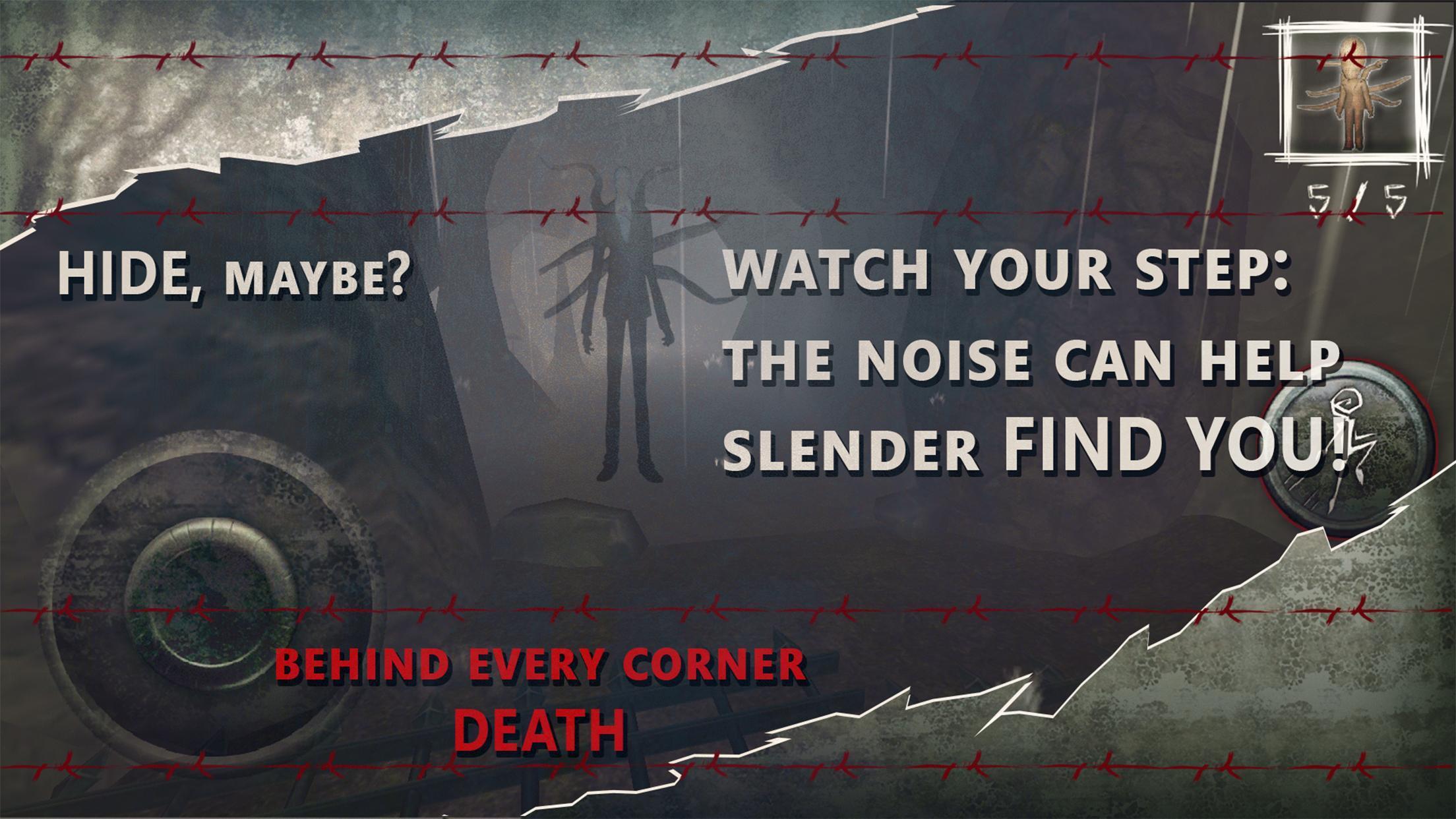 Slenderman Hide & Seek Online Battle Arena 1.125 Screenshot 10