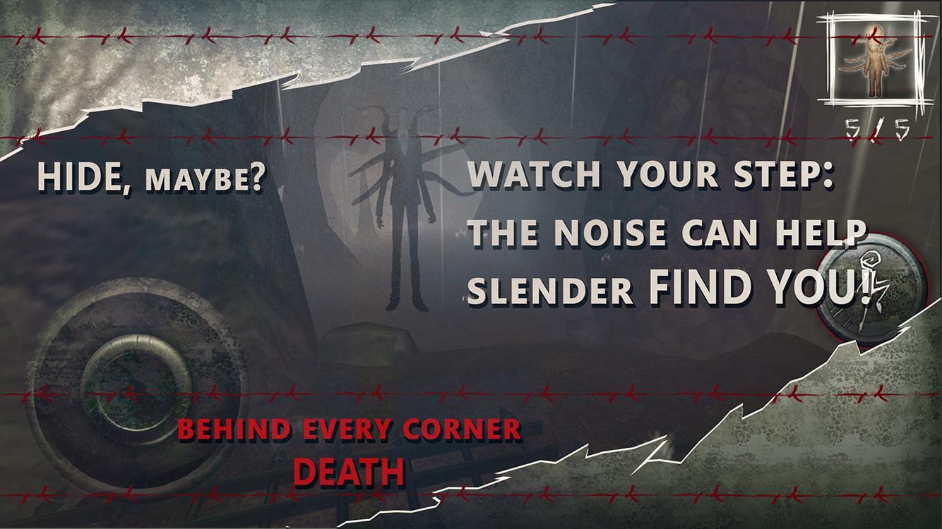 Slenderman Hide & Seek Online Battle Arena 1.125 Screenshot 15