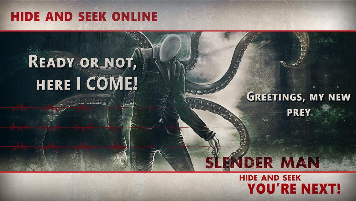 Slenderman Hide & Seek Online Battle Arena 1.125 Screenshot 2