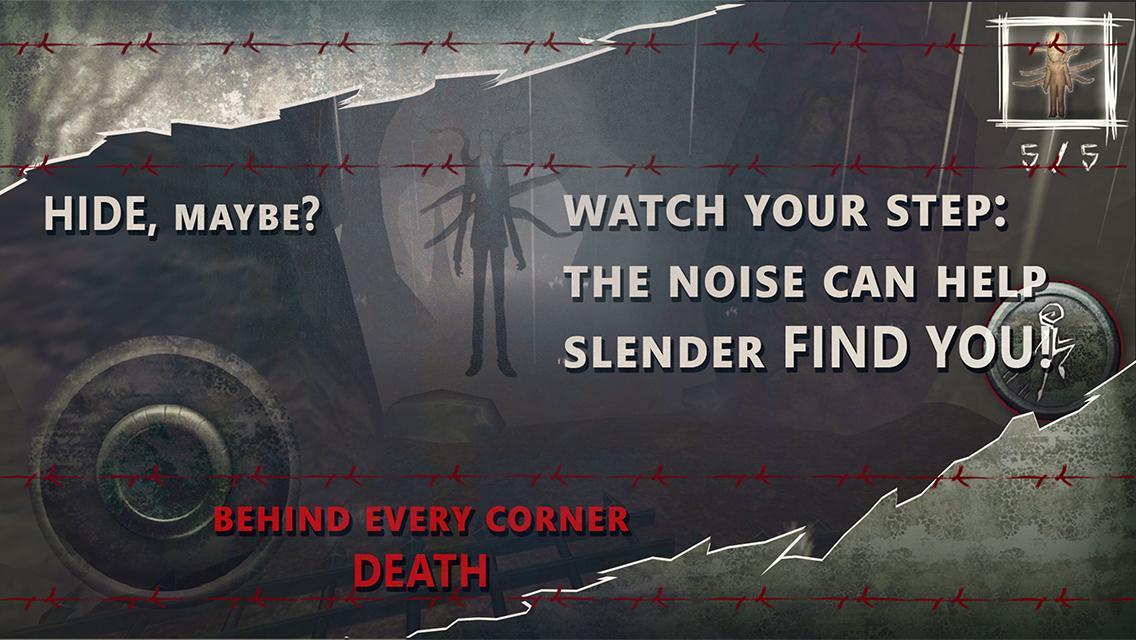 Slenderman Hide & Seek Online Battle Arena 1.125 Screenshot 5