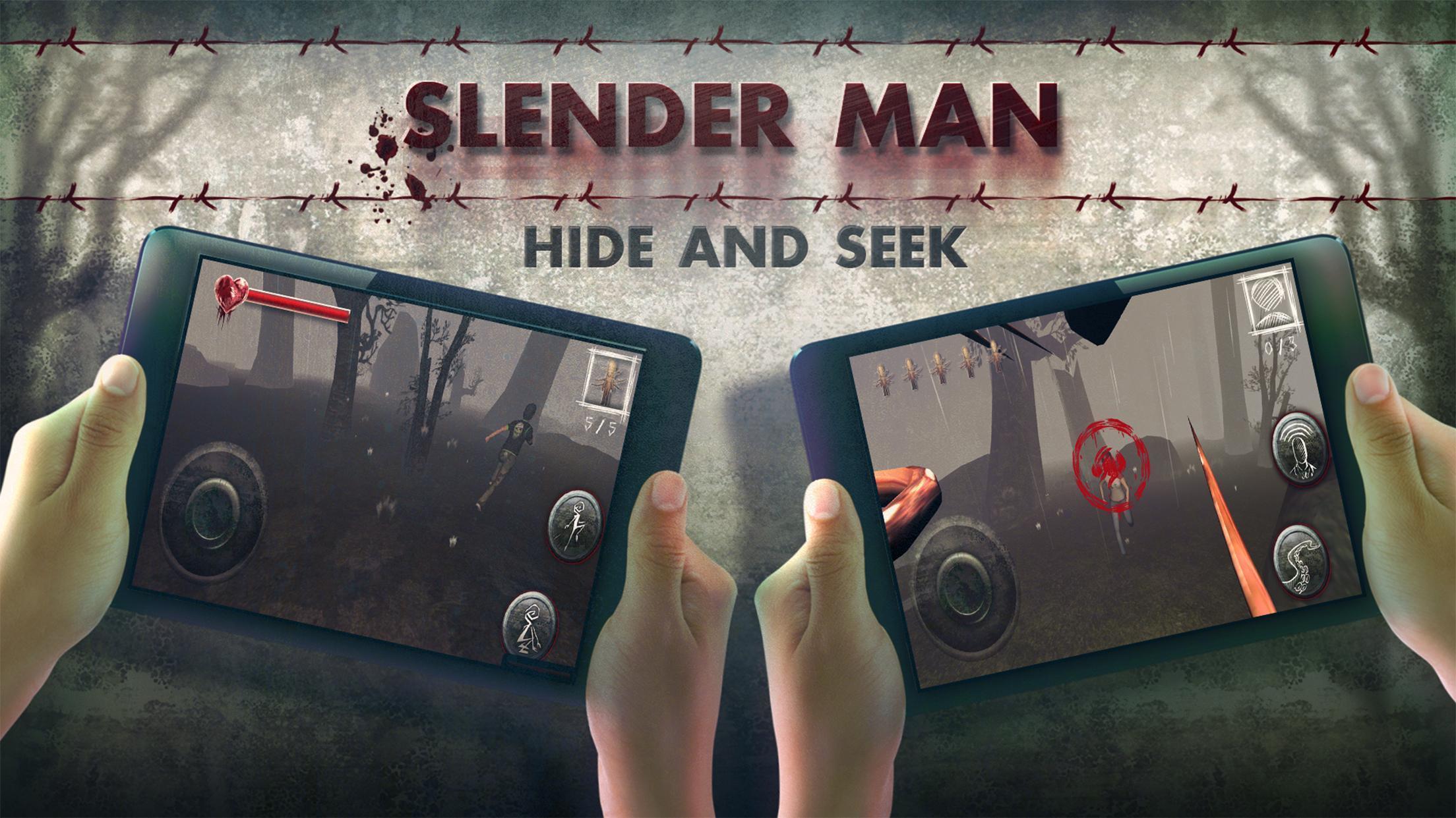 Slenderman Hide & Seek Online Battle Arena 1.125 Screenshot 6