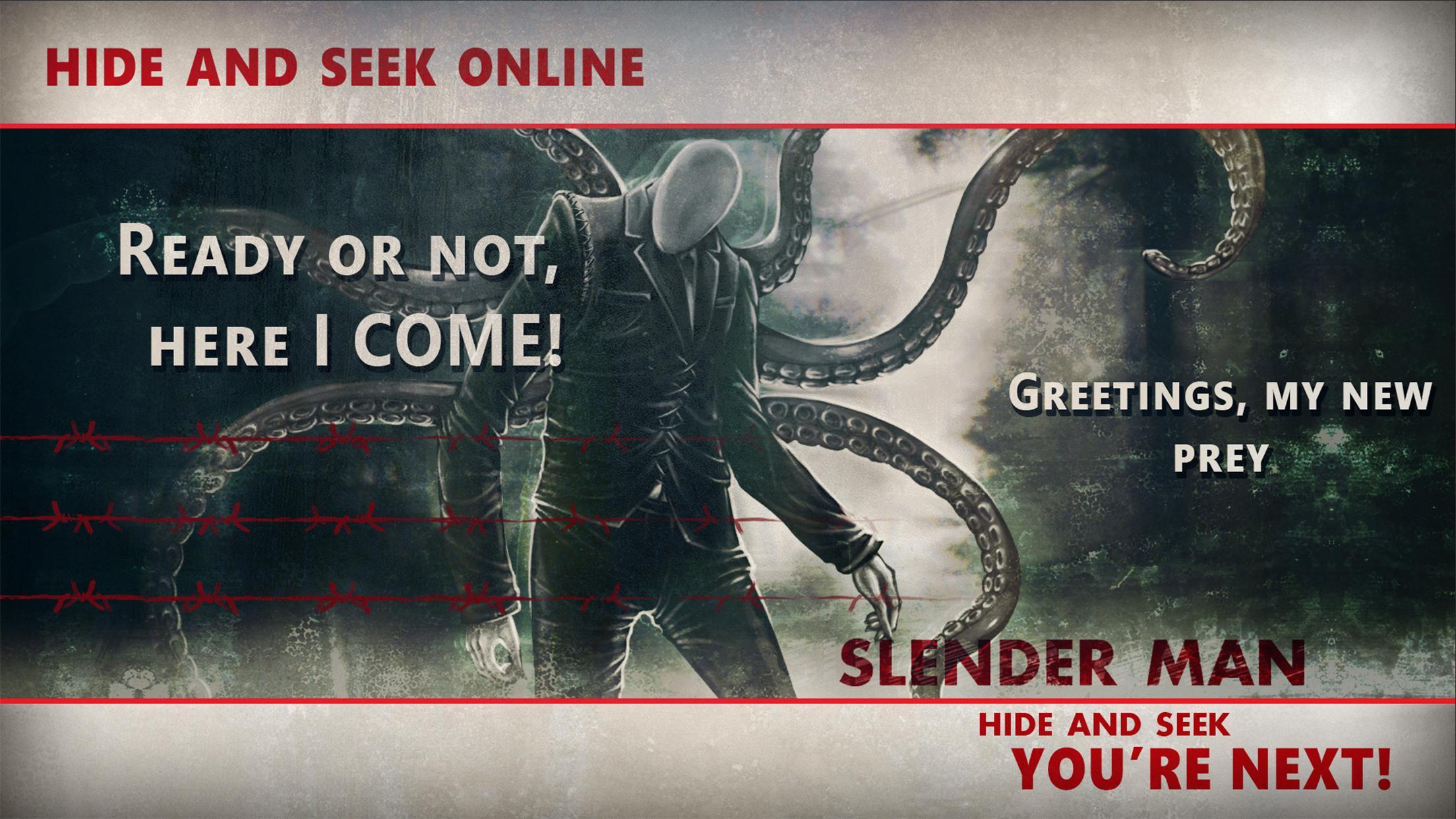 Slenderman Hide & Seek Online Battle Arena 1.125 Screenshot 7