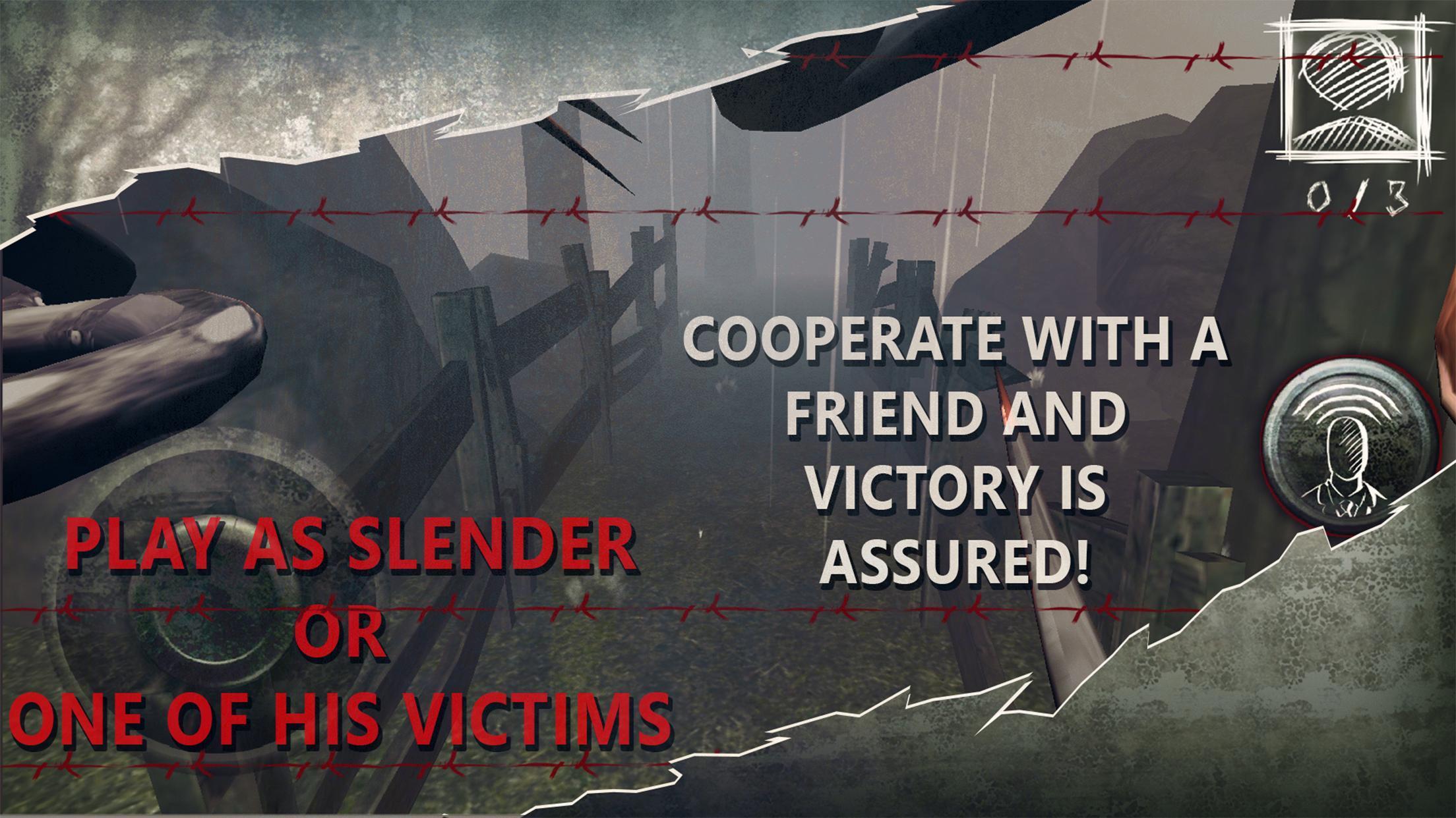Slenderman Hide & Seek Online Battle Arena 1.125 Screenshot 9