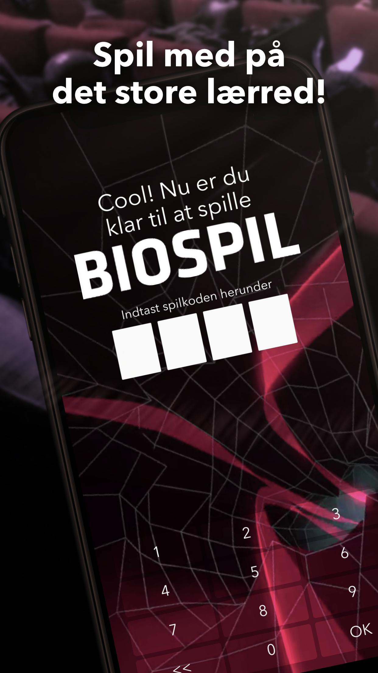 BioSpil 4.25 Screenshot 1