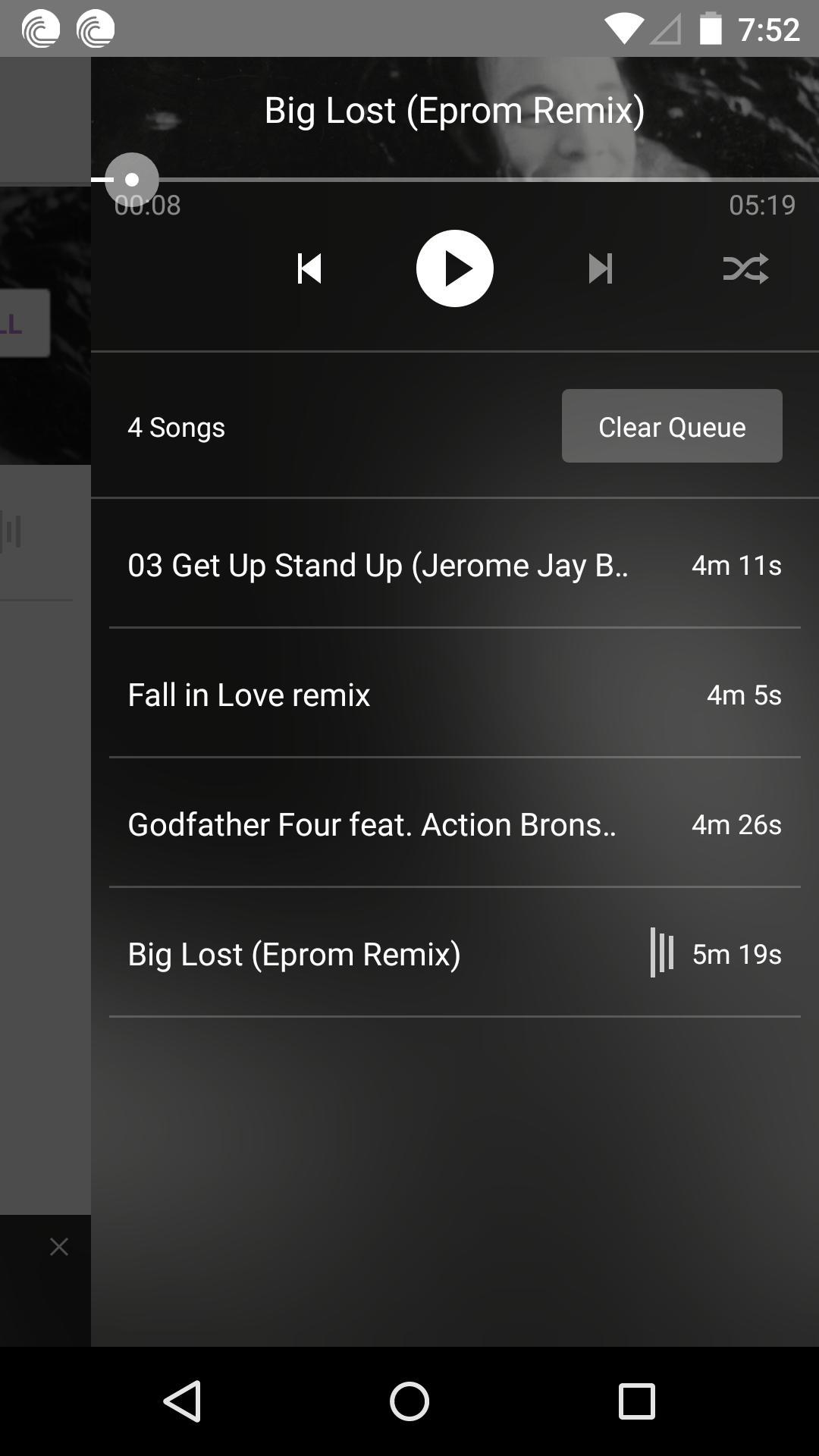 BitTorrent®- Torrent Downloads 6.1.7 Screenshot 4