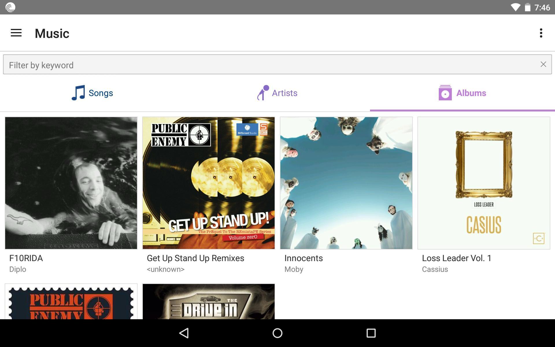 BitTorrent®- Torrent Downloads 6.1.7 Screenshot 7