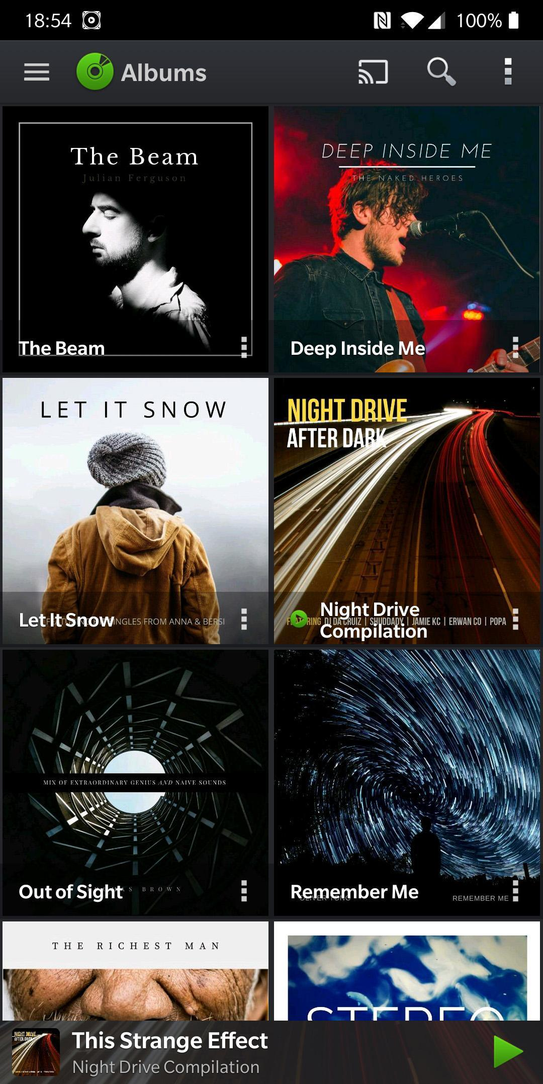 PlayerPro Music Player (Free) 5.5 Screenshot 1