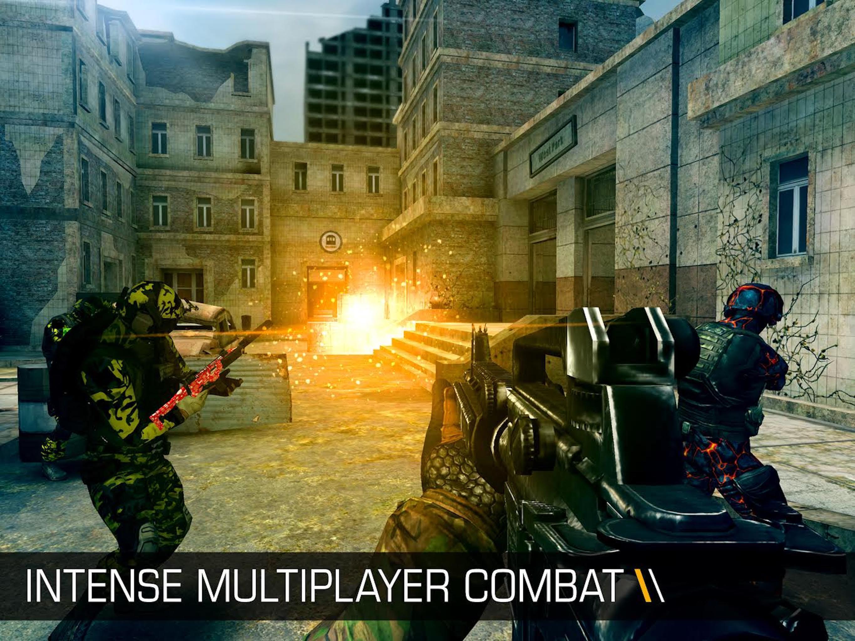 Bullet Force 1.75.1 Screenshot 1
