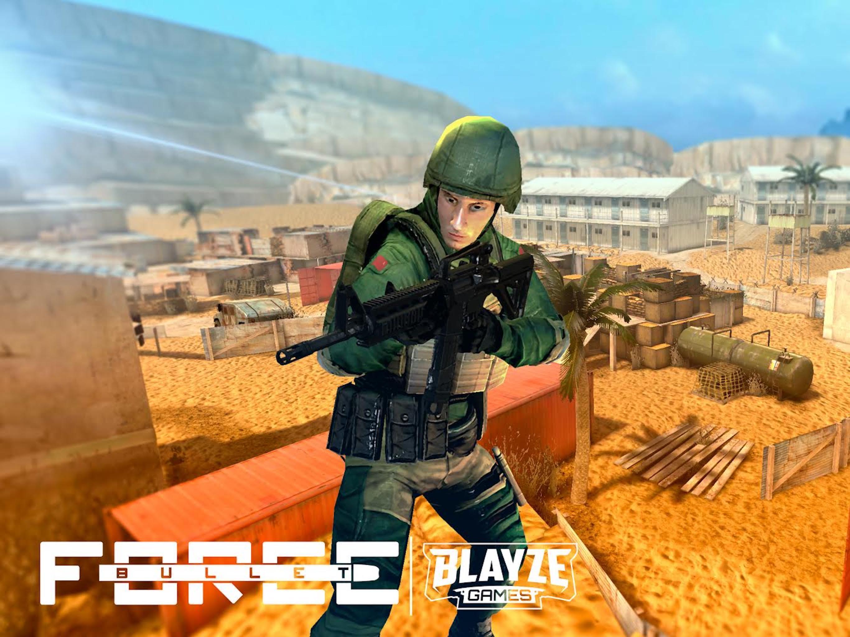 Bullet Force 1.75.1 Screenshot 10