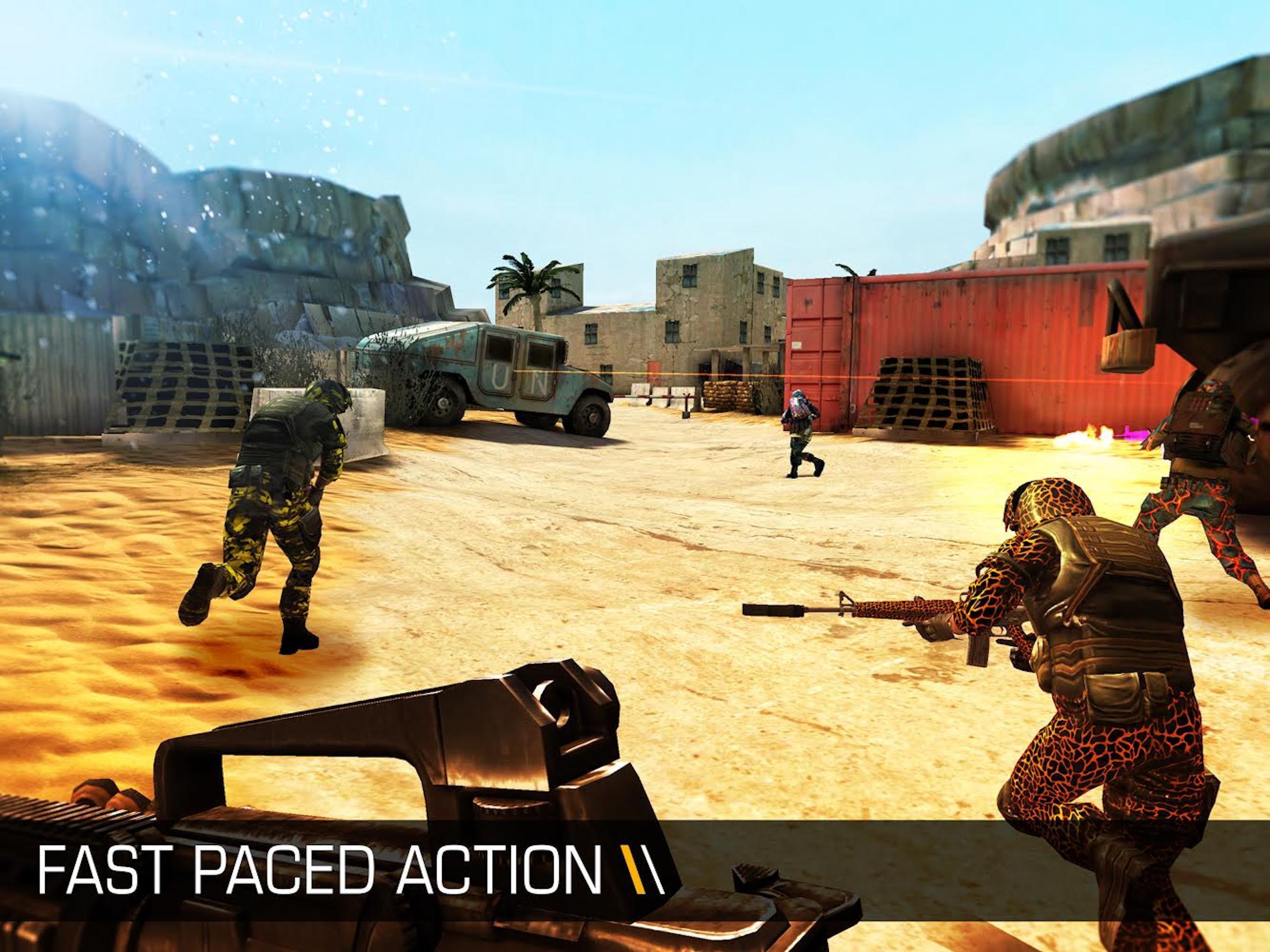 Bullet Force 1.75.1 Screenshot 2