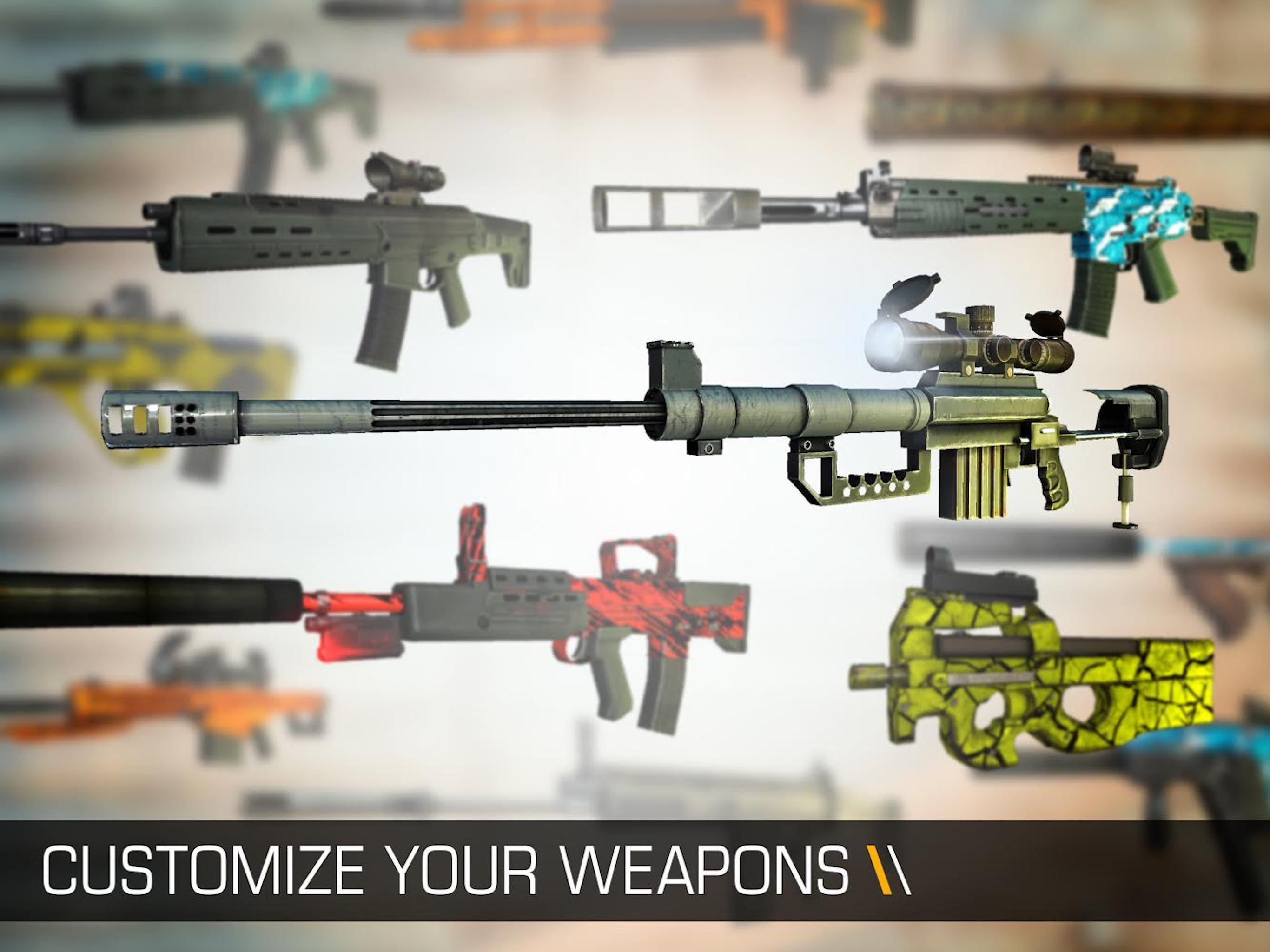Bullet Force 1.75.1 Screenshot 8