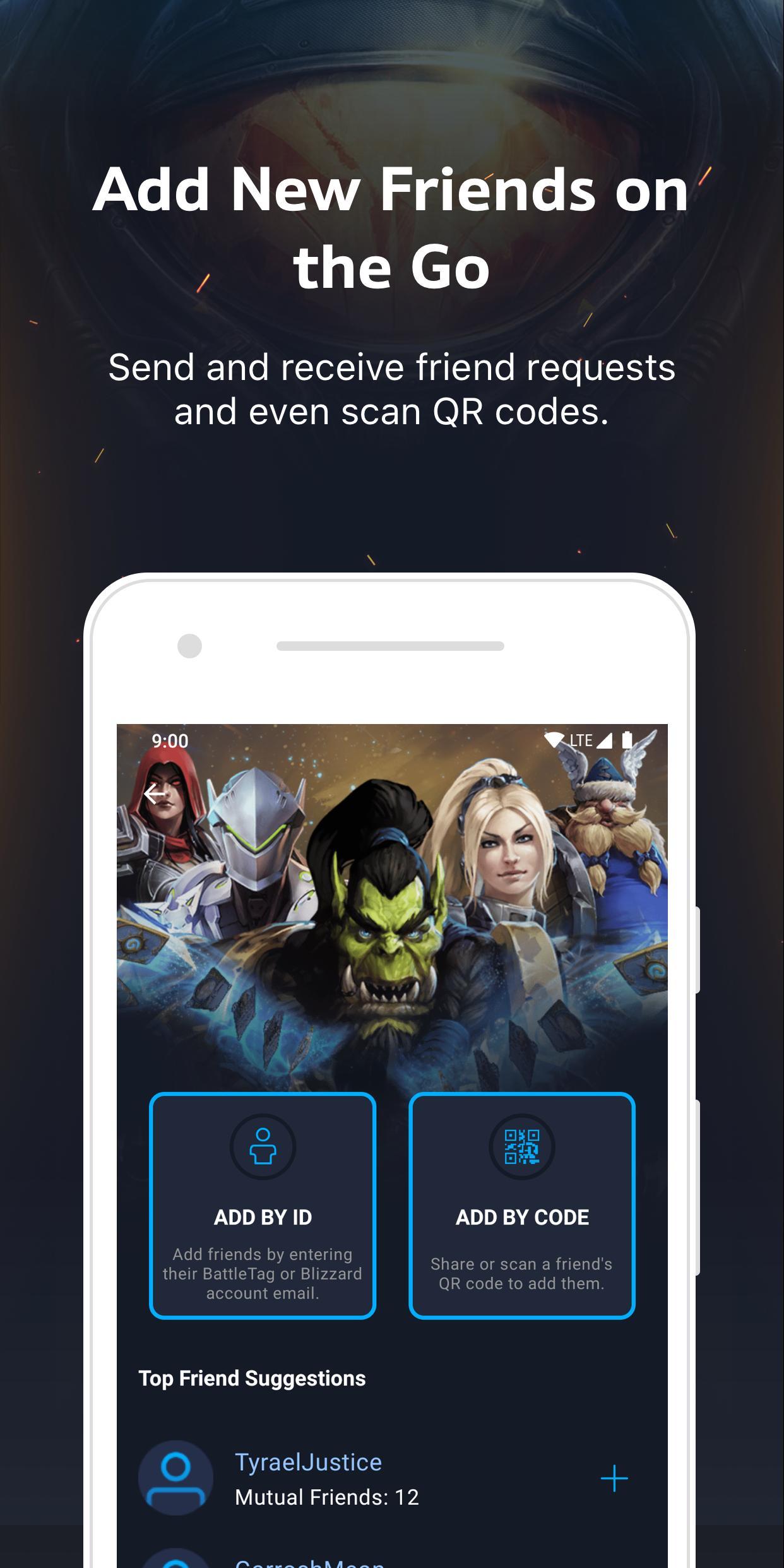 Blizzard Battle.net 1.5.3.87 Screenshot 3