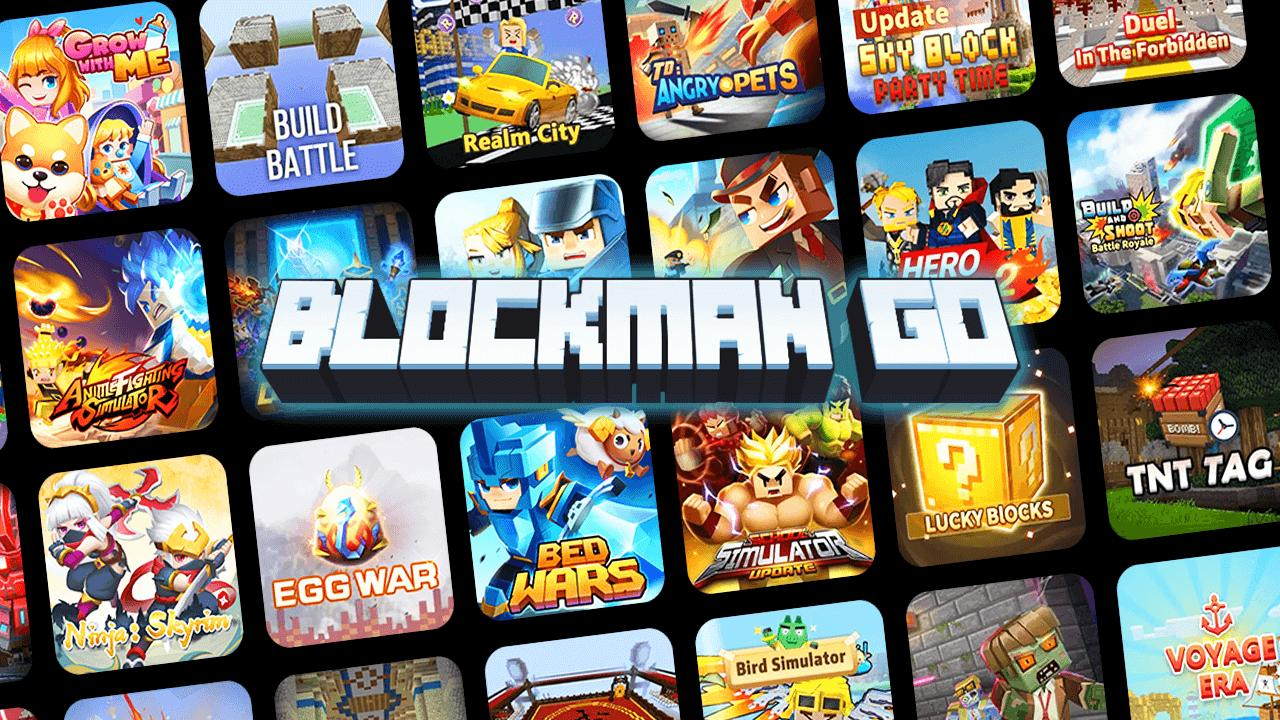 Blockman Go 2.5.1 Screenshot 1