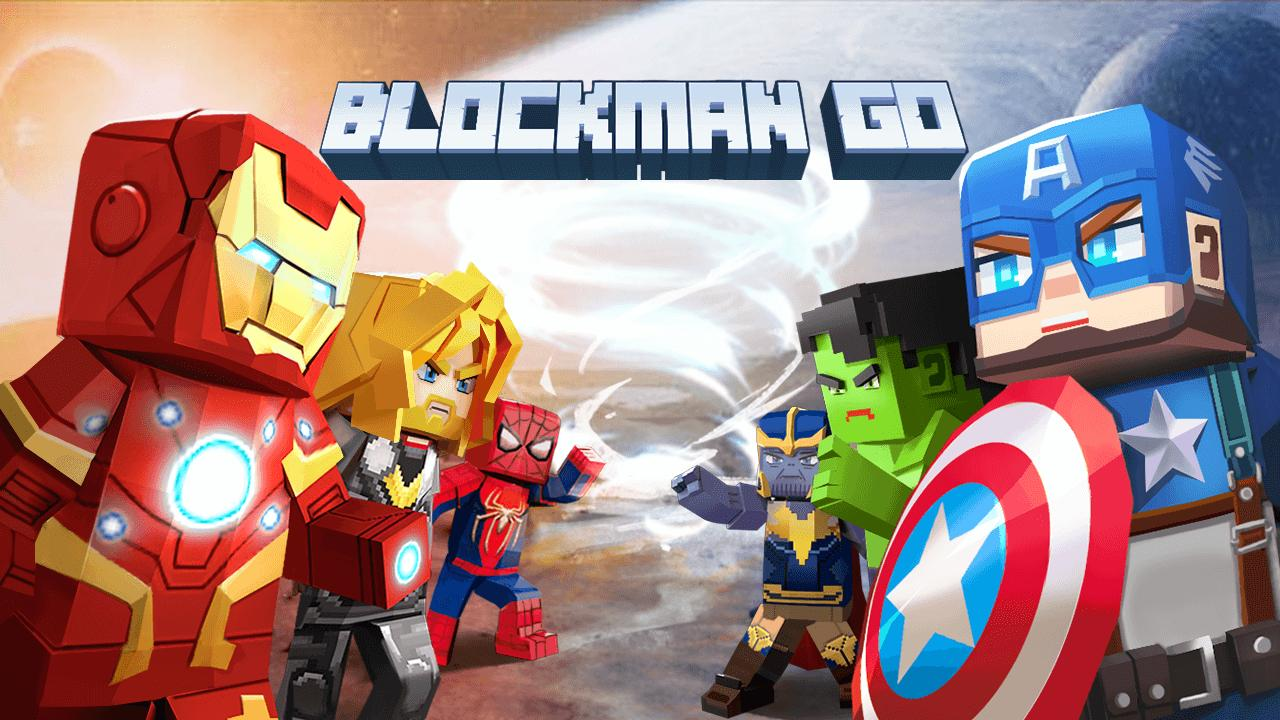 Blockman Go 2.5.1 Screenshot 15